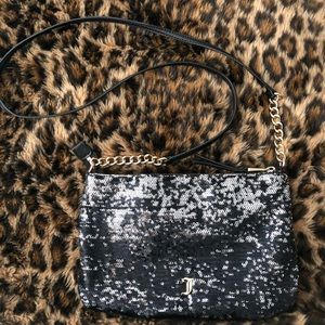 Authentic Sequinned Juicy Couture Crossbody